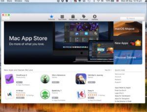 Update macOS To Mojave – Padhaaku